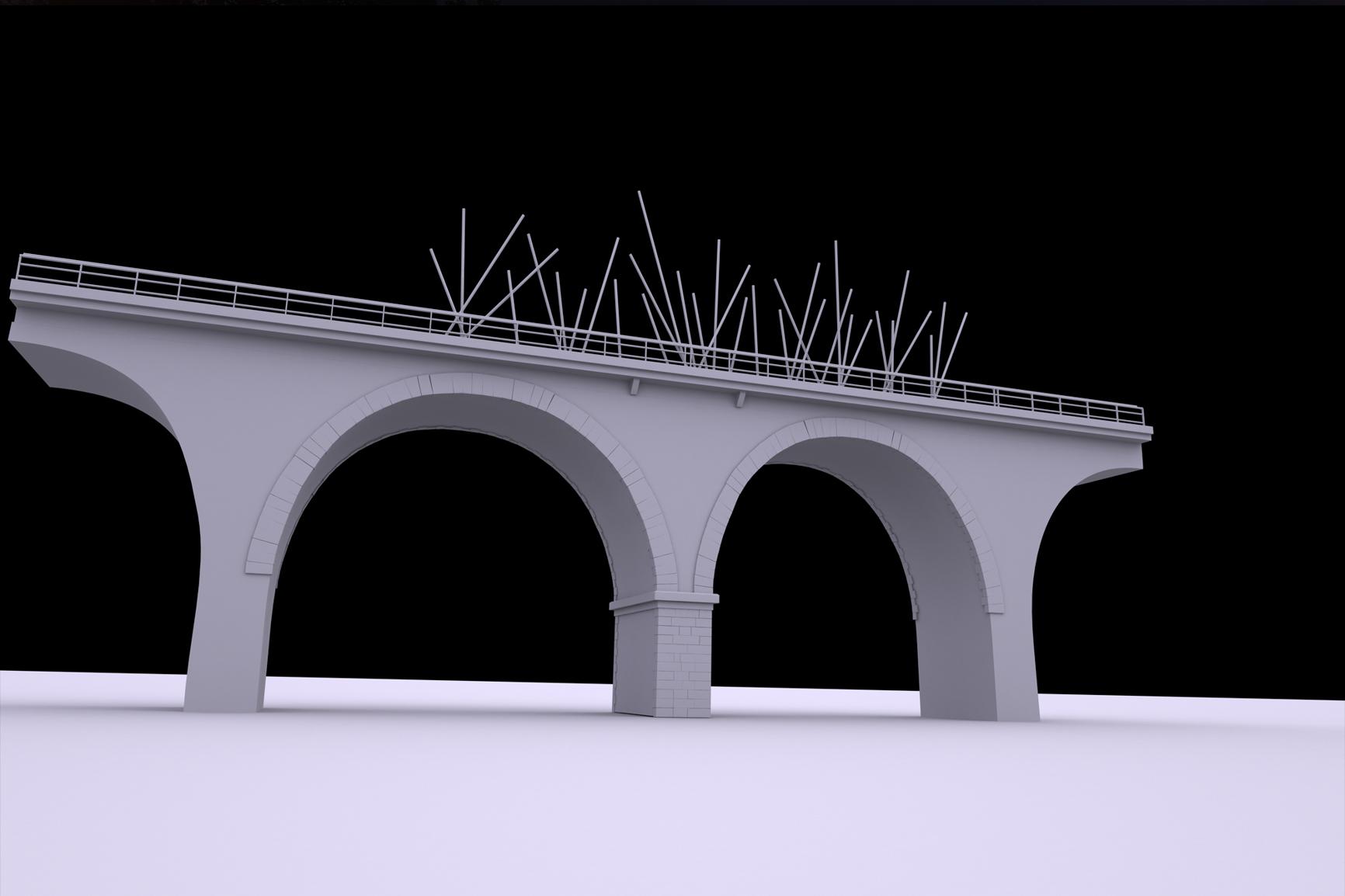 3-Dripmoon-archvis-simulation-eclairage-Evreux-eclairagiste-NoctaBene-image3D-modelisation-pont-1