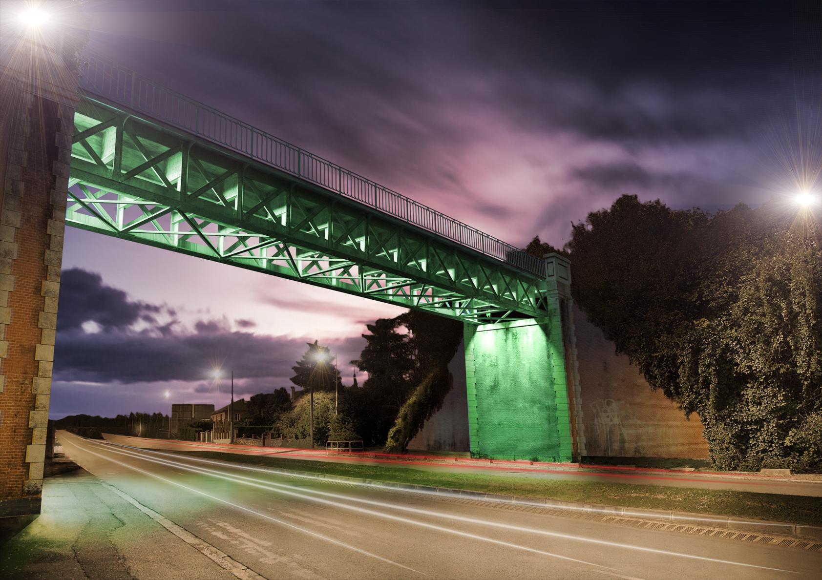 Ponts en 3D par Dripmoon - Infographies 3D