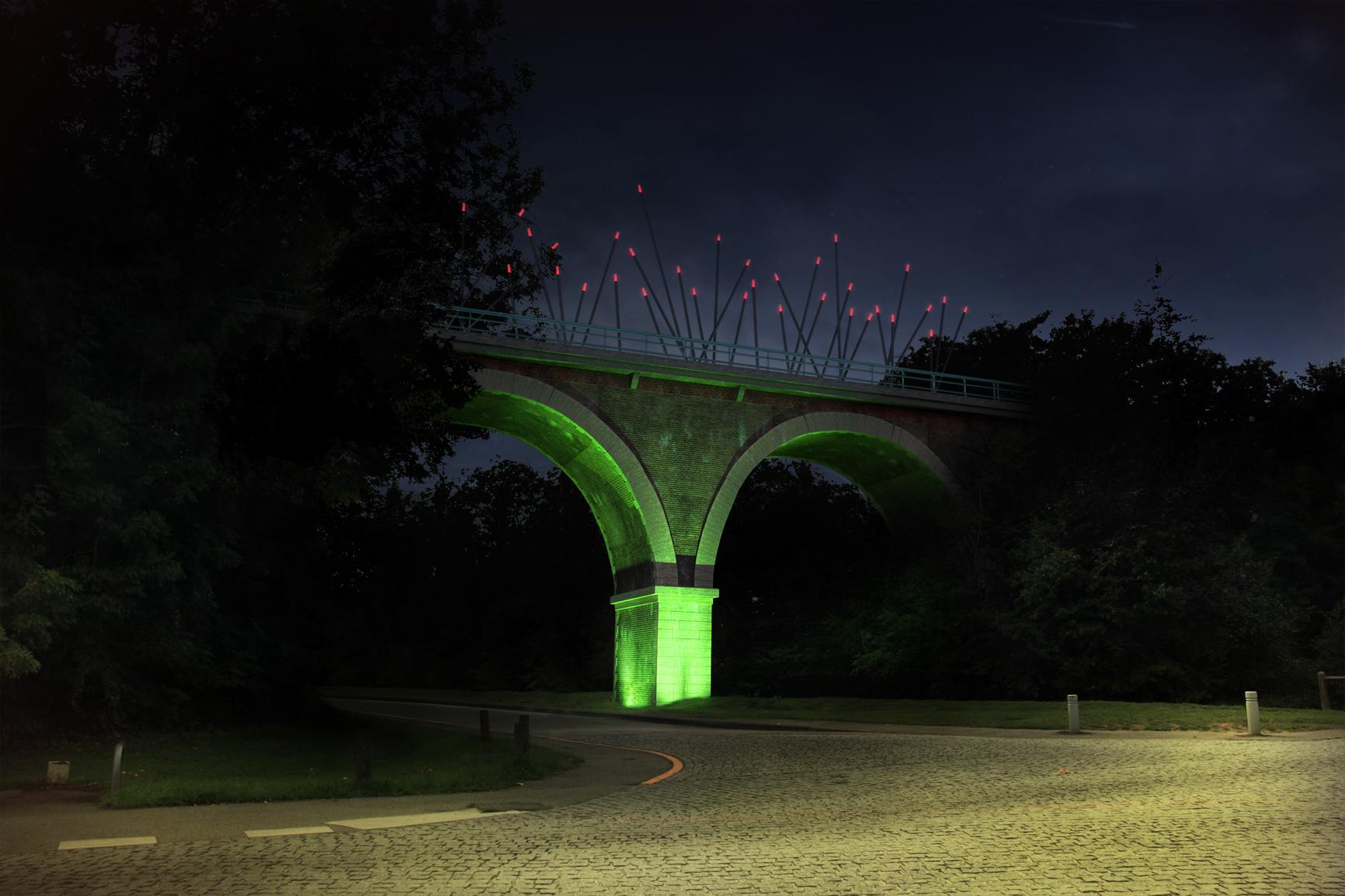 Modélisation 3D et intégration de Ponts par Dripmoon