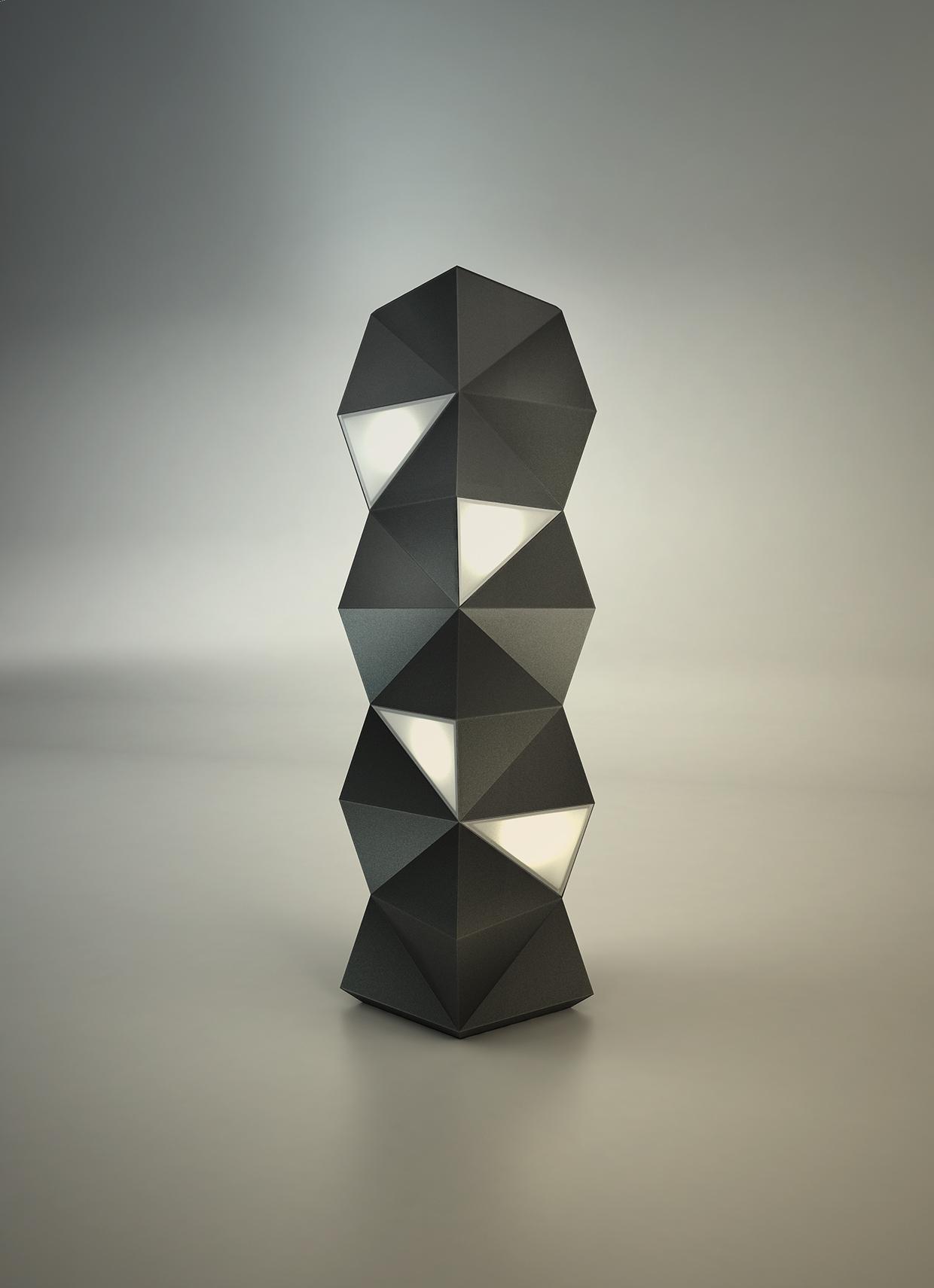 Dripmoon-archvis-graphiste3D-design-produits-images-3D-luminaires-toshiba-Noctabene-origami