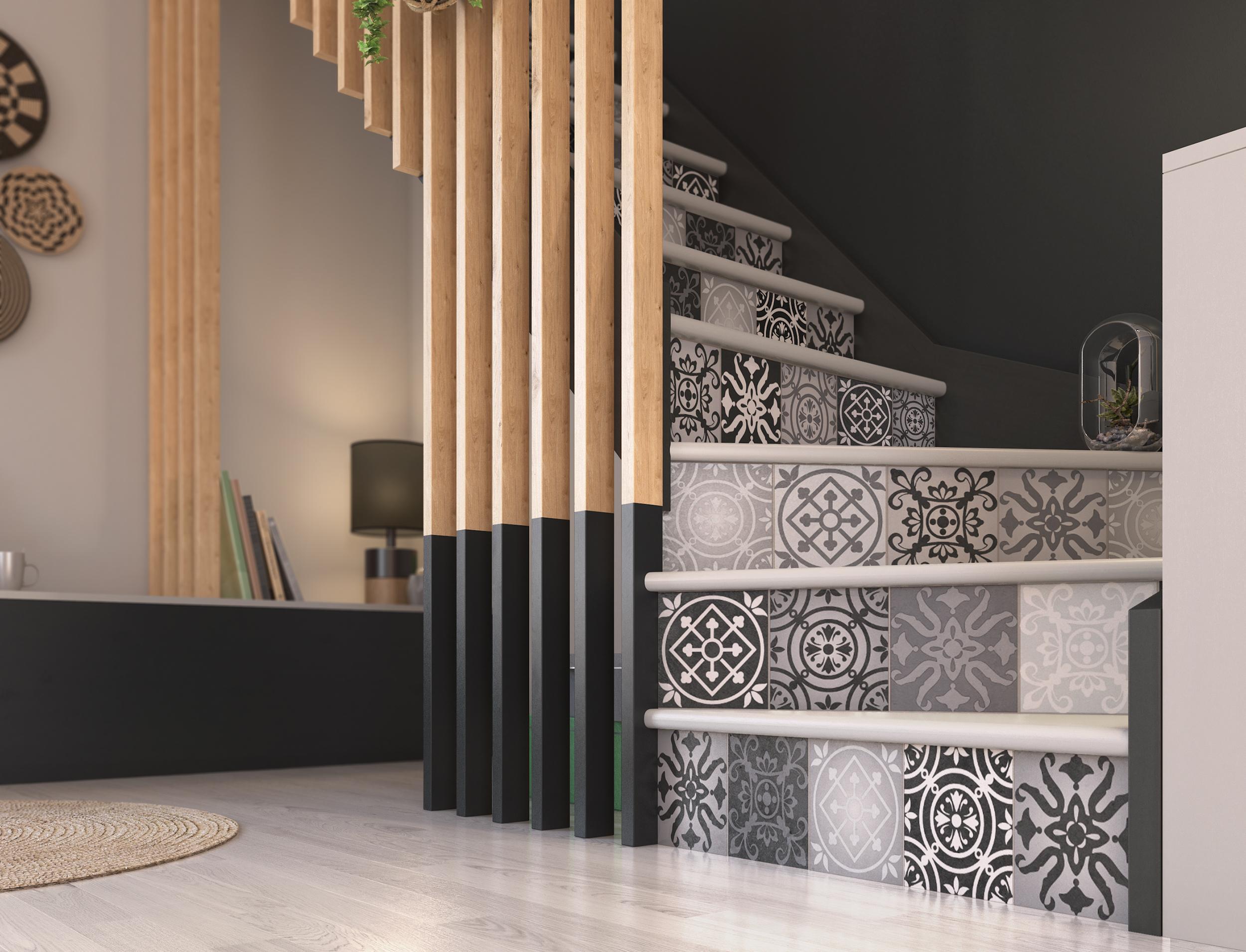 Images 3D destinées à un web-média de décoration et Bricolage