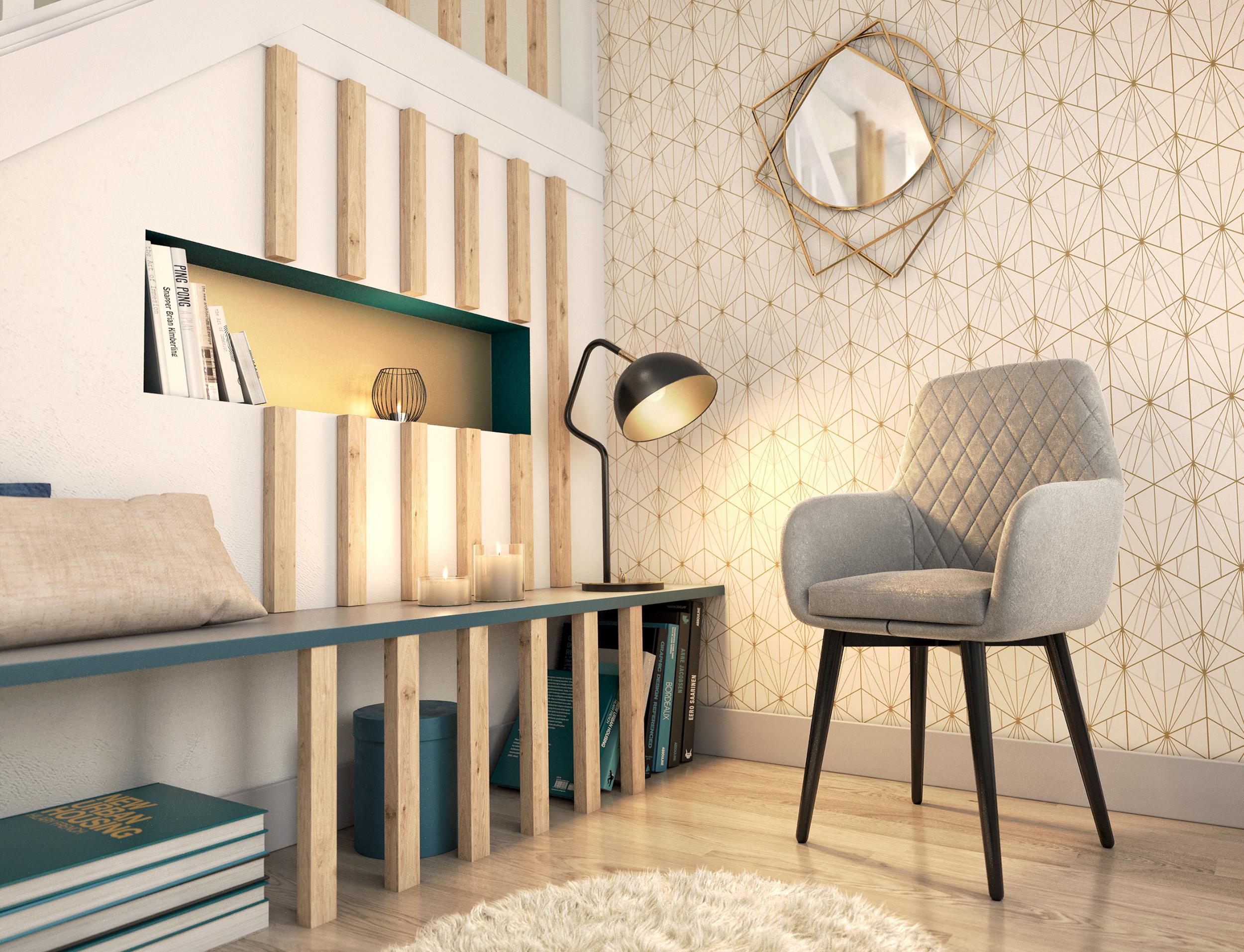 Images destinées à un web-média de décoration et de bricolage