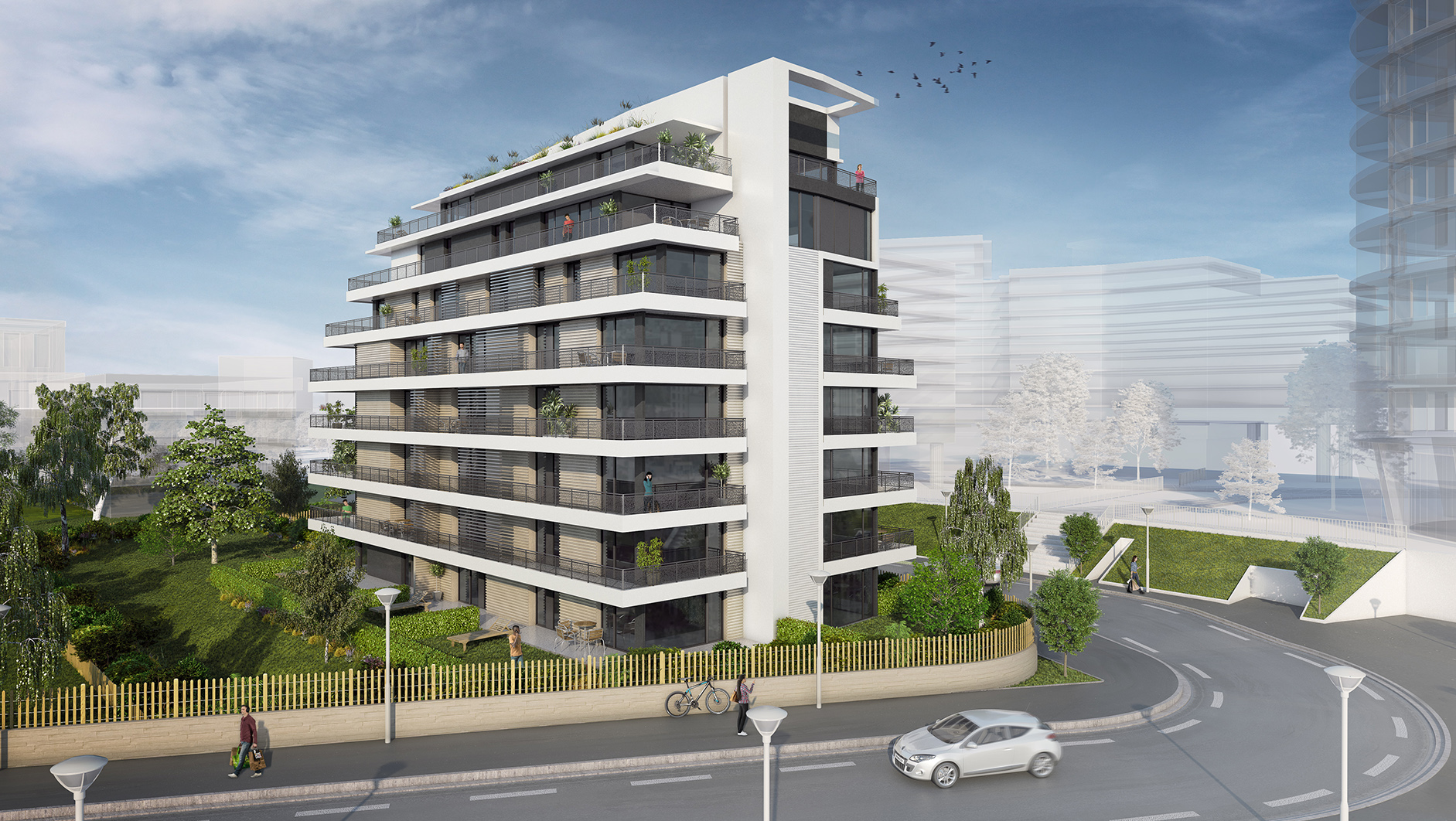 Perspectives 3D pour le Groupe Gambetta