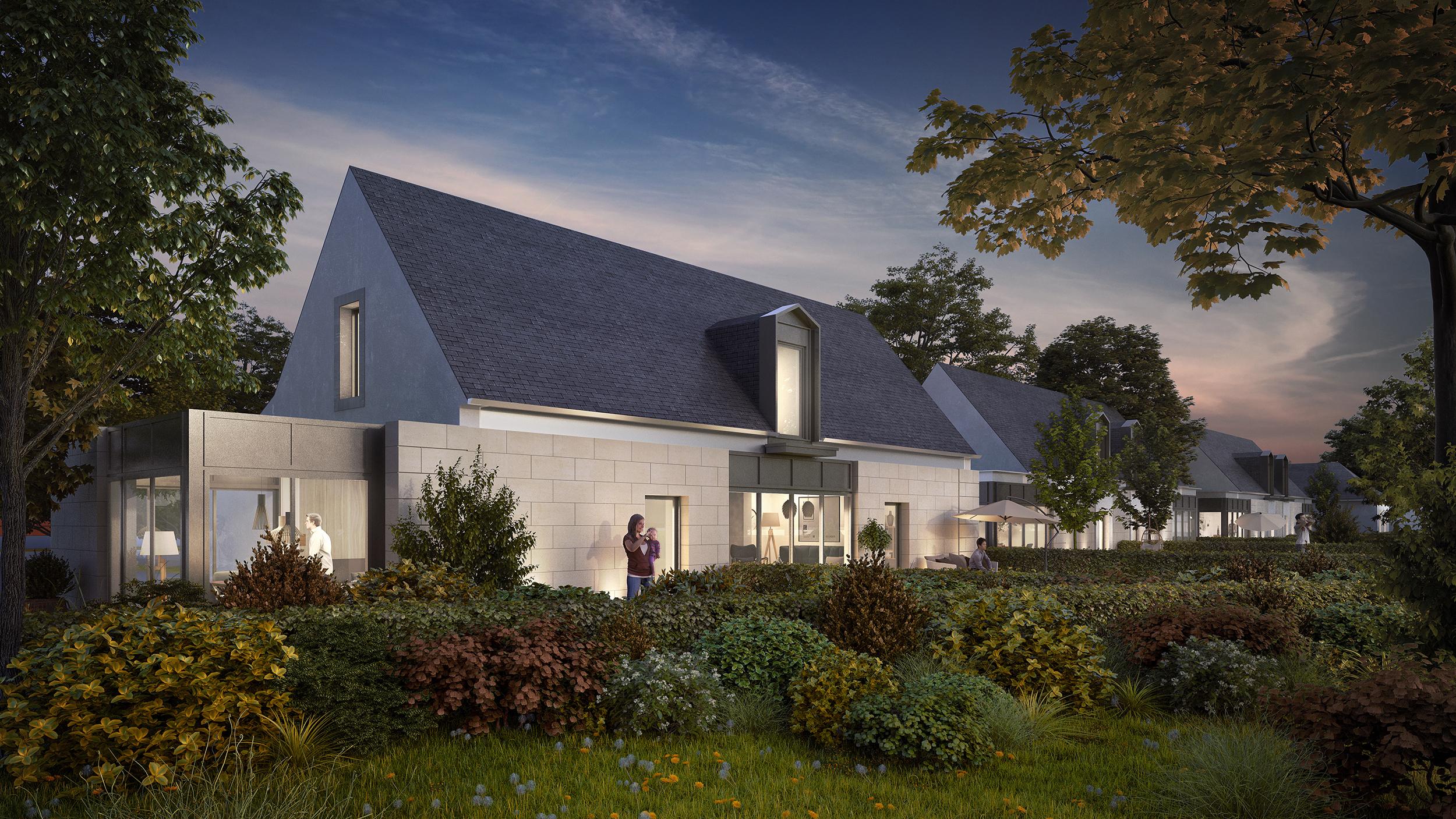 Infographiste 3D - Modélisation architecturale - Indre et Loire