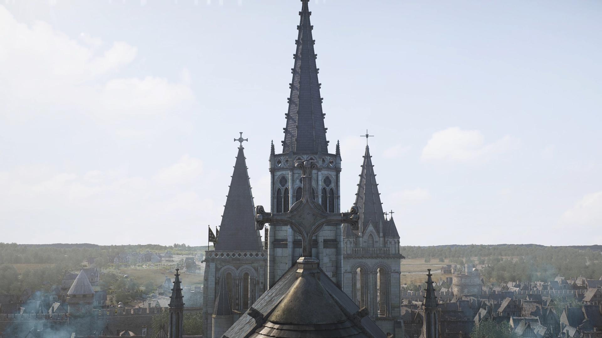 Modélisation 3D de la Tour Charlemagne - Agence Dripmoon à Tours