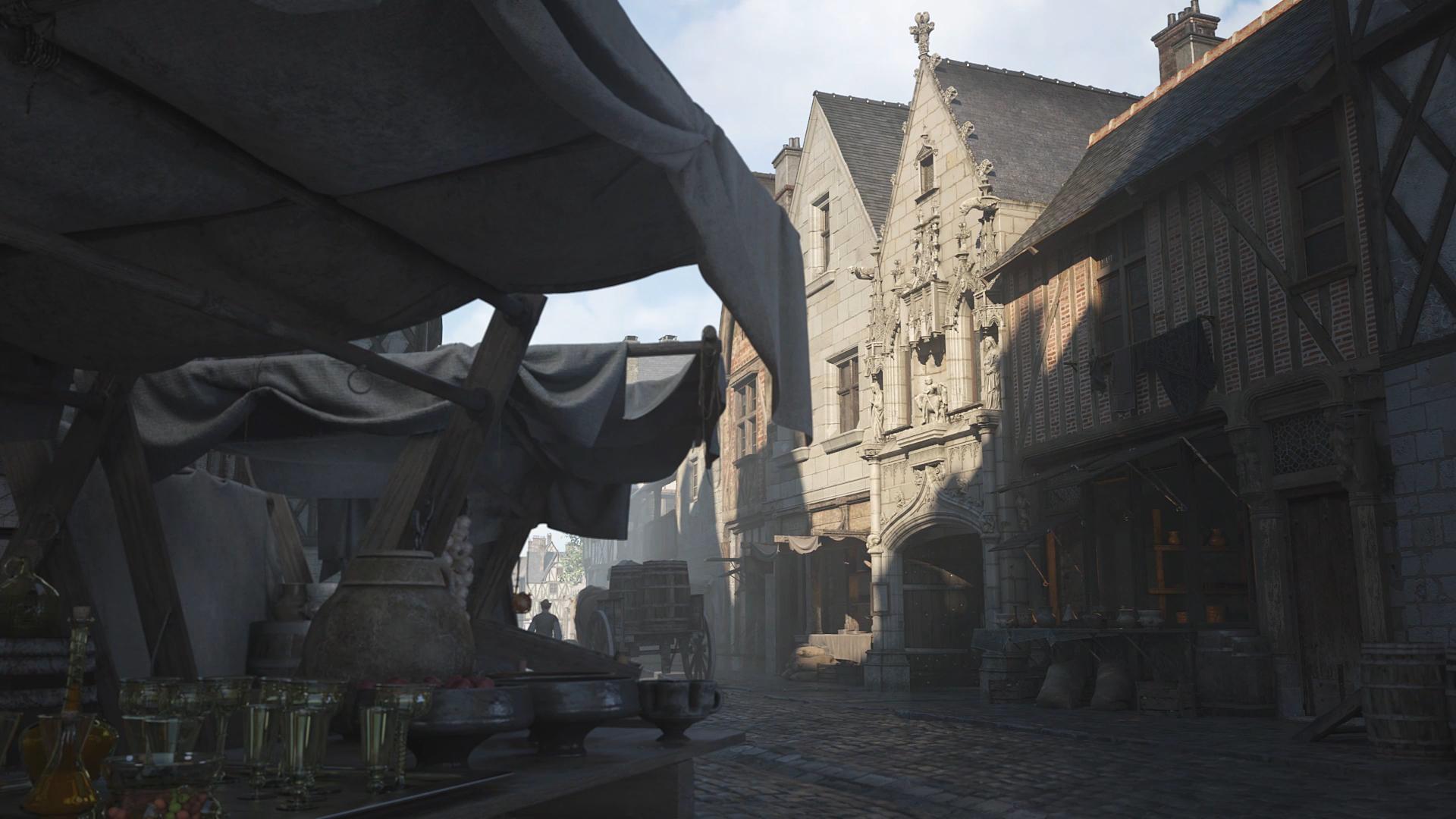 Portail du trésorier de Tours - Film d'animation 3D Revismartin par l'agence Dripmoon