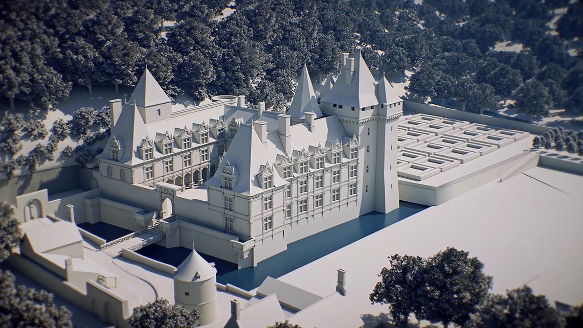 Patrimoine numérique Agence 3D Tours