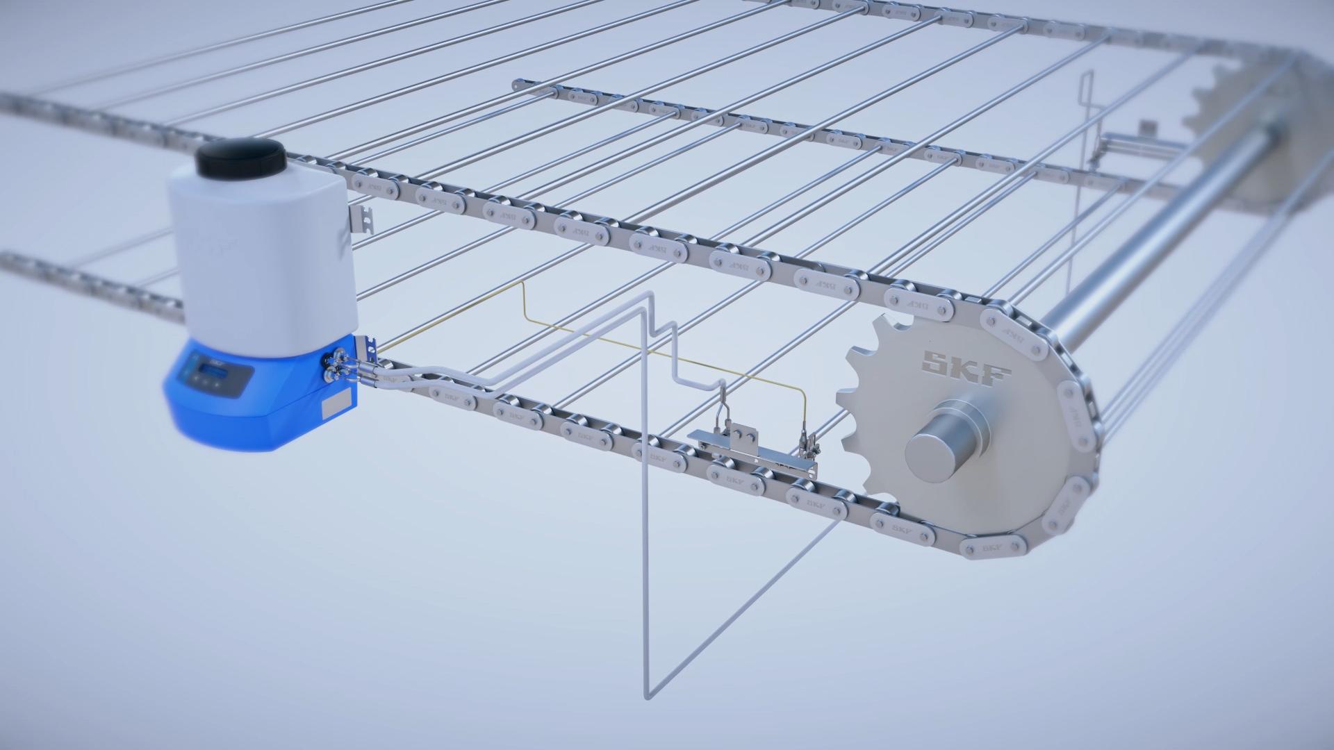 Dripmoon Animation 3D Boitier CLK SKF