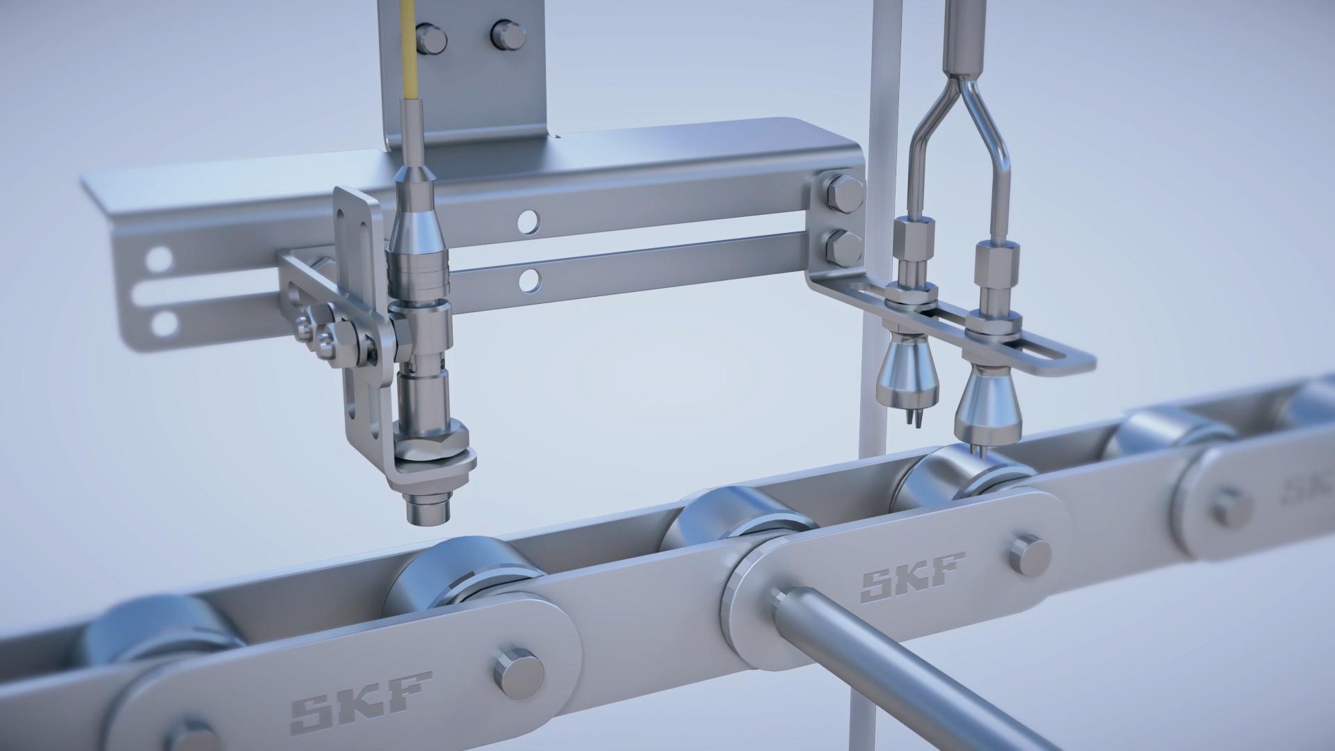 Dripmoon Animation 3D Boitier CLK SKF System