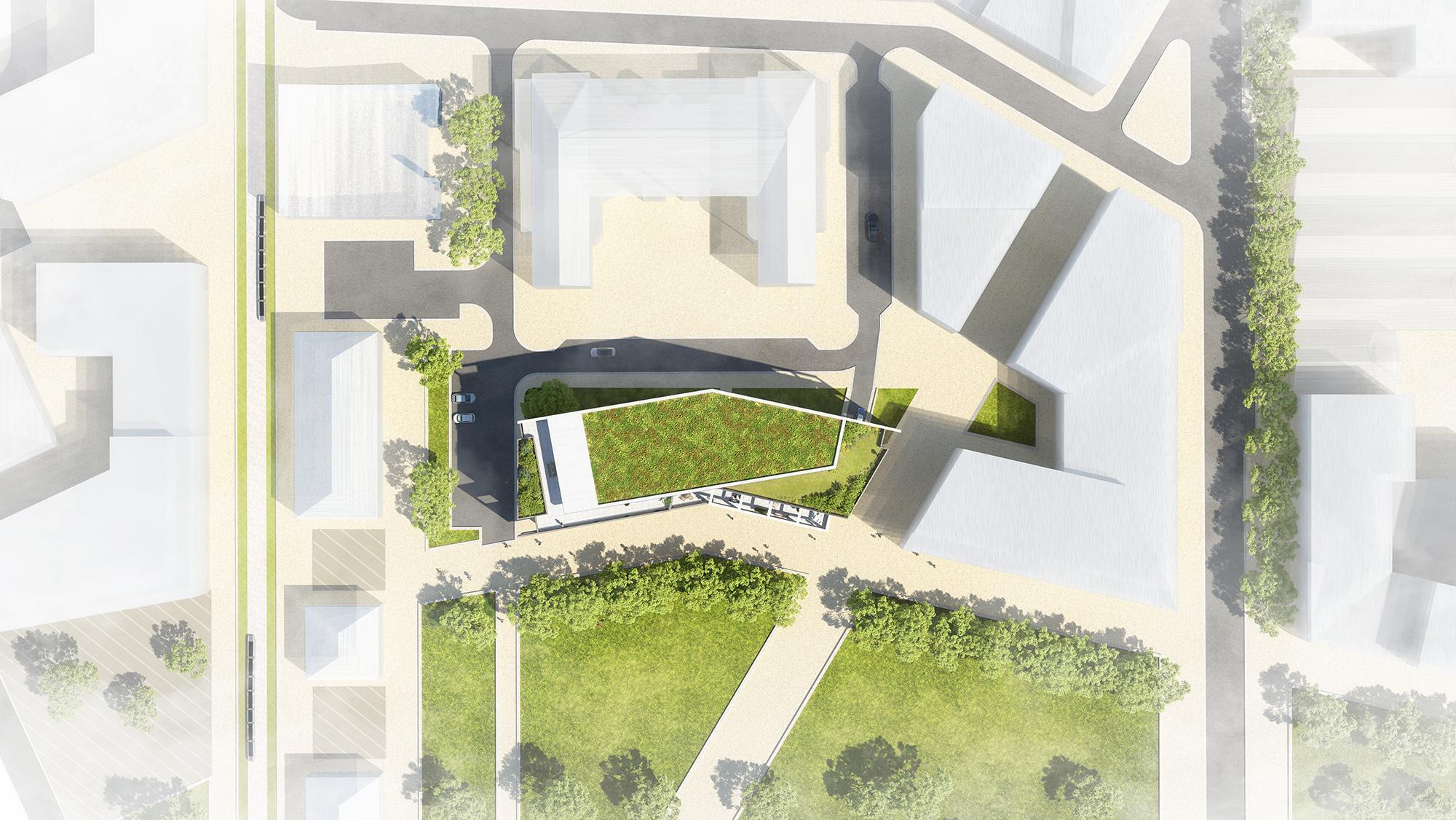 Dripmoon Images 3D Architecture_perspectives 3D Plan de Masse