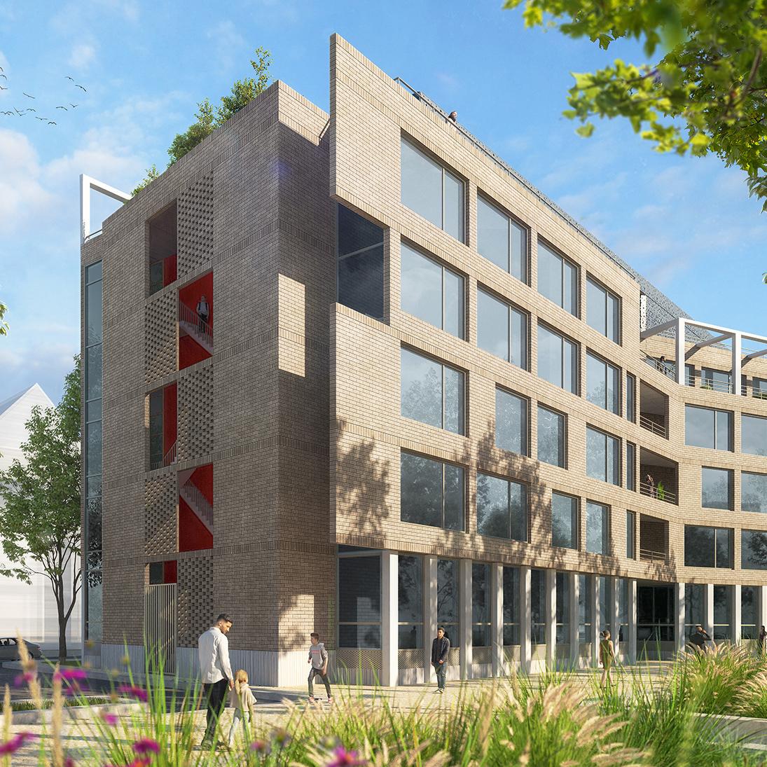 VIGNETTE Dripmoon Studio 3D Tours 3d visualisation architecture ZAC Beaumont